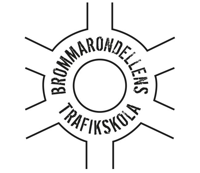 Logo Brommarondellens Trakfikskola