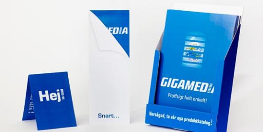 Gigamedia trycksaker