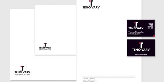 Tenö Varv grafisk profil
