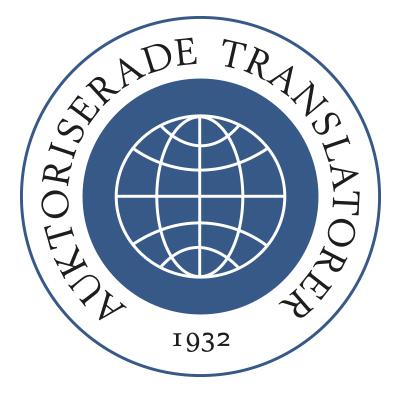 Logotyp Auktoriserade Translatorer