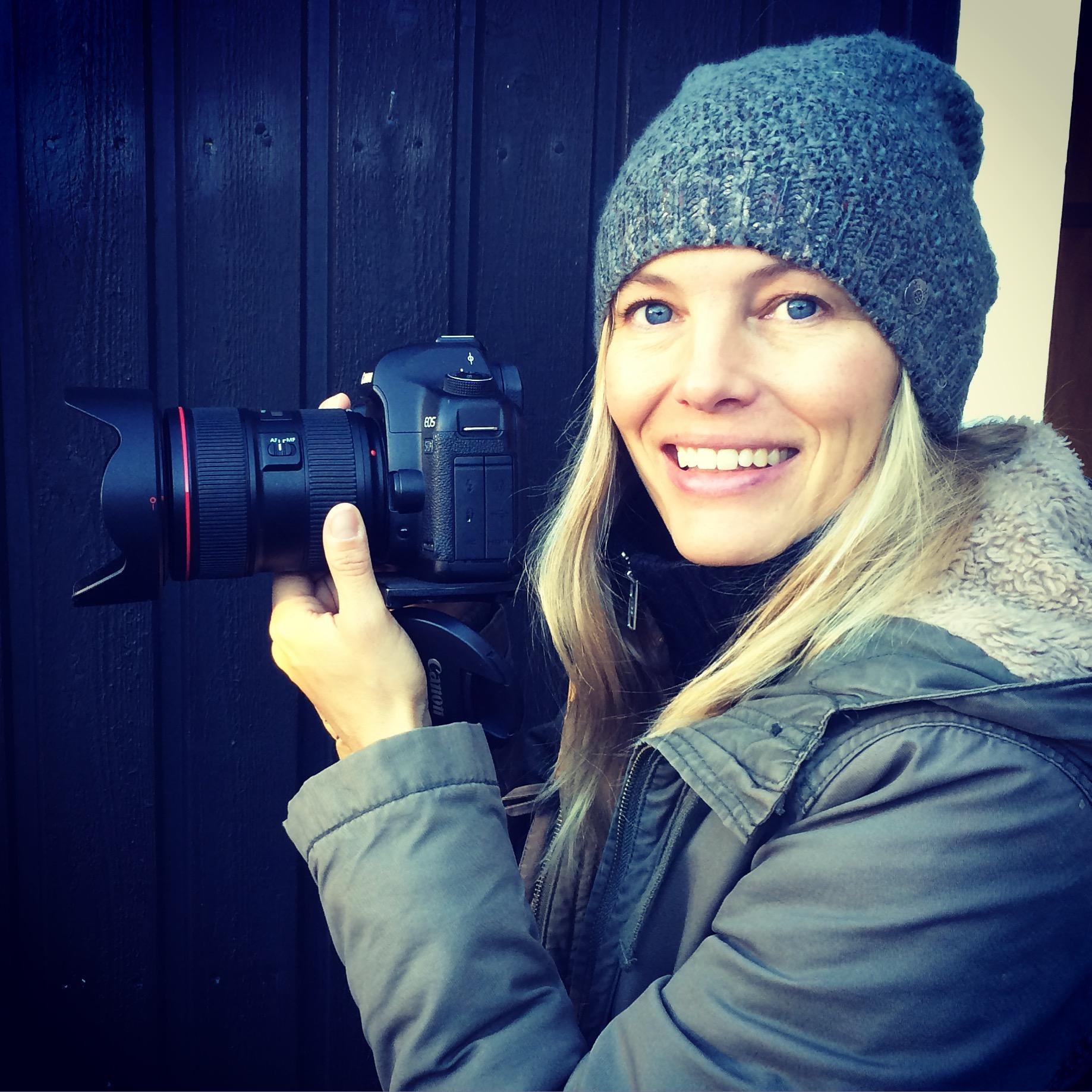 Fotograf Jenny Unnegård