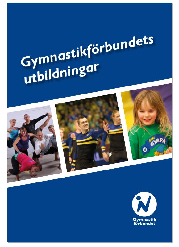 Gymnastikförbundets utbildningskatalog