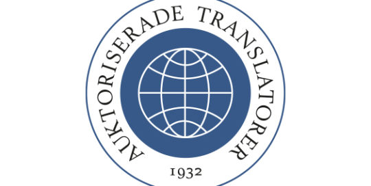 Logo Auktoriserade Translatorer