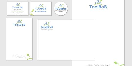 Grafisk profil ToolBob